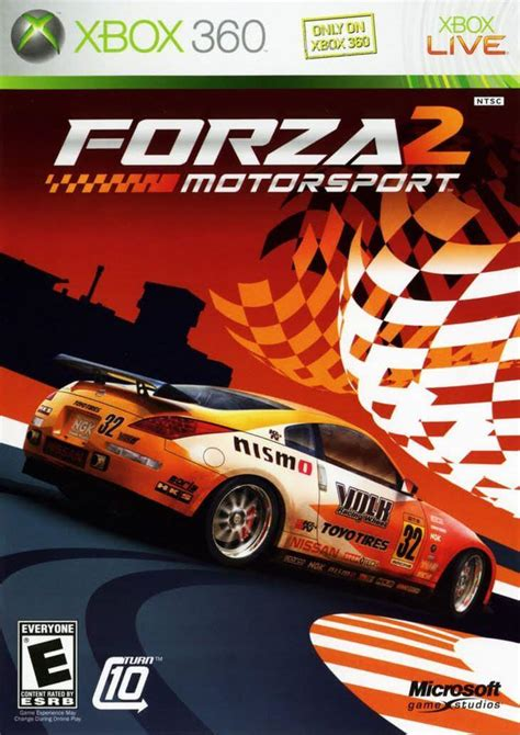 forza motorsport  xbox  review  game