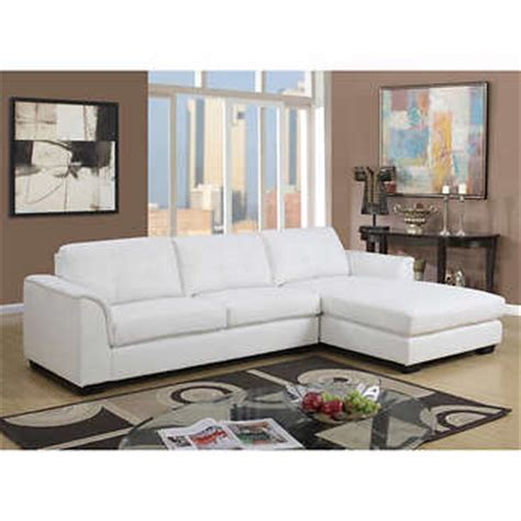costco white leather sofa montello white leather air fabric sofa with right hand