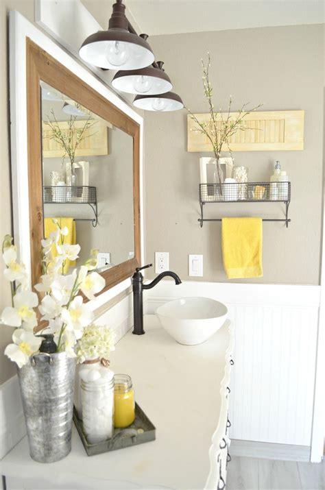 gray bathroom decorating ideas best 25 yellow bathroom decor ideas on 84