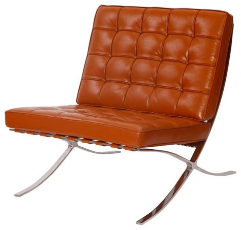 leather chaise lounge chairs indoors barcelona chair leather contemporary indoor
