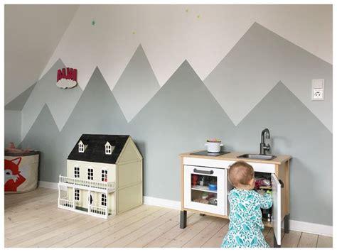 Kinderzimmer Wandgestaltung Ideen by Die Besten 25 Kinderzimmer Wand Ideen Auf