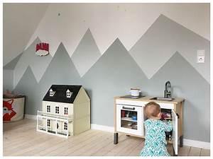 Kinderzimmer Gestalten Wand : die besten 25 kinderzimmer wand ideen auf pinterest kinderzimmer gestalten wand spielzimmer ~ Markanthonyermac.com Haus und Dekorationen