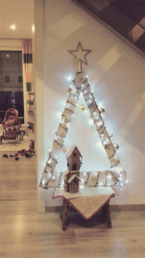 christmas tree  repurposed pallet recyclart