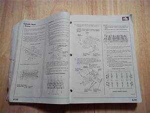 Fs  Helms Shop Service Manual 98-01 Acura Integra