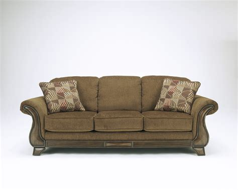 furniture sofa sofas with wood accents