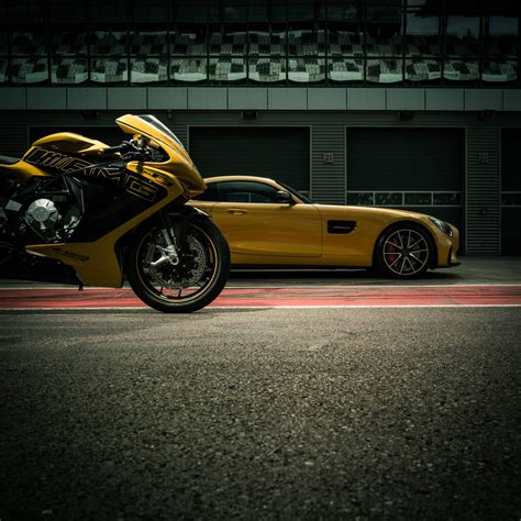 mv agusta  mercedes amg unveil jointly designed