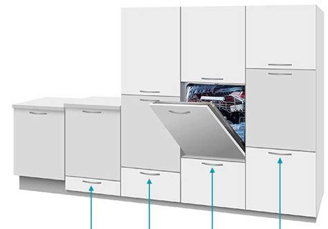 cuisine lave vaisselle en hauteur l 39 ergonomie de votre cuisine mobalpa