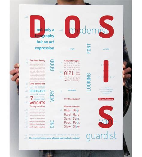 62 best typography type specimen posters images on pinterest typography design type design
