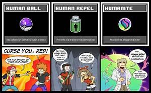Human Pokemon Items