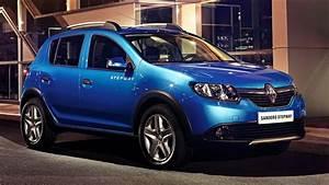 Novo Renault Sandero Stepway 2014 - Brasil