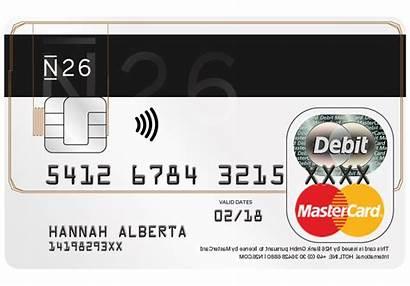 N26 Mastercard Revolut Carte Premium Kreditkarte Card