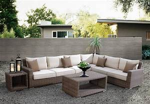 hot selling sectionals patio hearth blog With coronado outdoor sectional modern sofa black