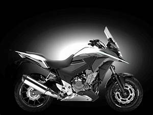 Honda Cb500x Gets Updates For 2016 Model Year