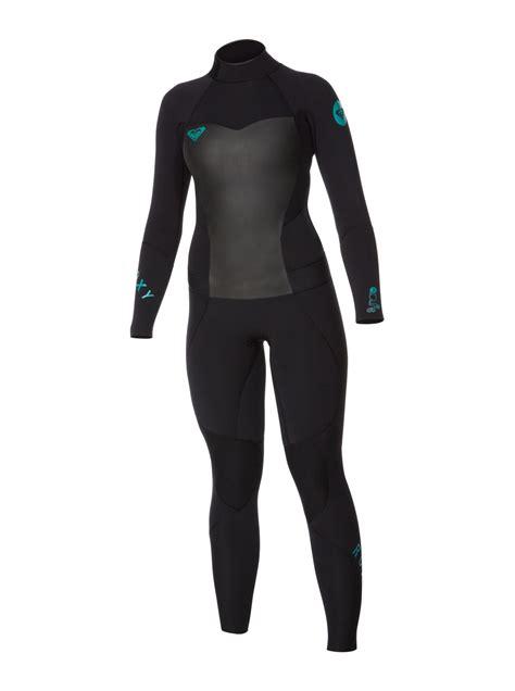 Syncro 5/4/3mm Back Zip Wetsuit ARJW103011   Roxy