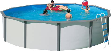 pool 350 x 120 steinbach nuovo pool de luxe duo 216 350 x 120 cm pools shop