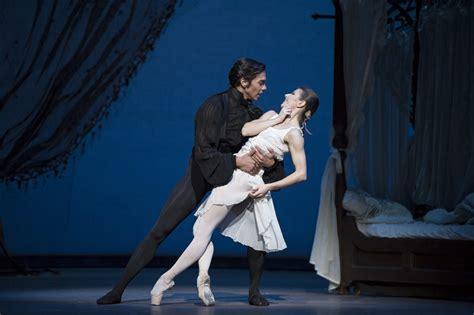 The Royal Ballet  Onegin  London DanceTabs