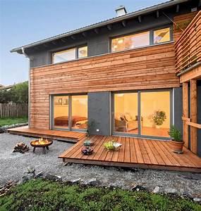 Haus Mit Holzverkleidung : haus waakirchen hausbau24 ~ Bigdaddyawards.com Haus und Dekorationen