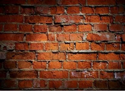 Brick Wall Walls Background Weathered Stained Bricks