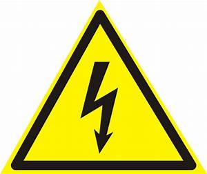 Vector symbol «Risk of electric shock» — Abali.ru