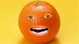 Pic Effect with a Orange Face