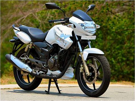 tvs apache rtr  price reviews images  wallpaper