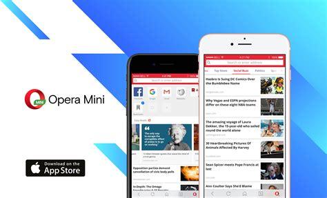 opera mini  iphone didukung teknologi ai selularid