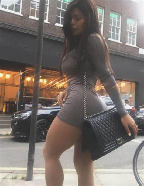 Suzy Cortez Instagram fans wowed by Miss Bum Bum curves ...