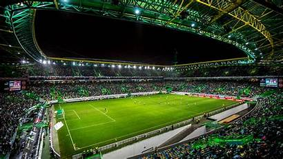 Alvalade Sporting Estadio Jose Cp Portugal Wallpapers