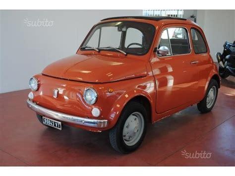 Nuova Cinquecento Cinque Porte by Sold Fiat Cinquecento L Completame Used Cars For Sale