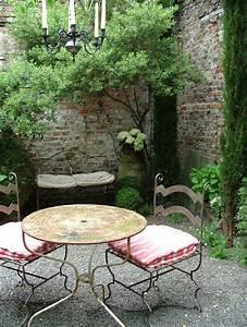 Amazing, Small, Courtyard, Garden, Design, Ideas, 38