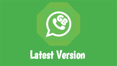 gbwhatsapp apk v6 40 1 updated version for android