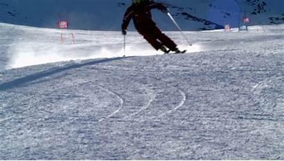 Skiing Carving Skier Edge Improve Ski Better