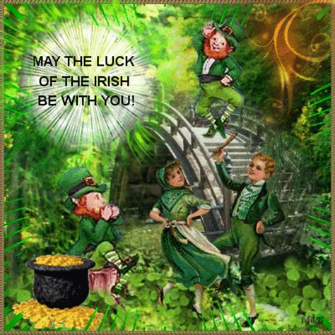 May The Luck Of The Irish Be With You! Picture #108871226 Blingeecom