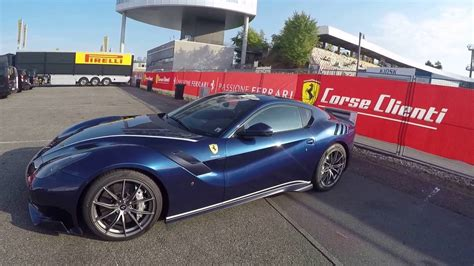 The tour de france was first held back in july 1903 and theres been a total of 105 editions as of last year. FERRARI F12 TDF TOUR DE FRANCE !! BLUE COLOUR ...