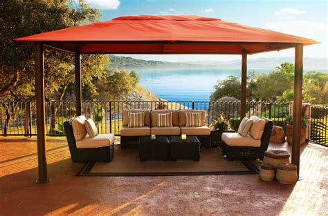 Small Outdoor Canopy by Choosing A Outdoor Gazebo For Your Garden Small