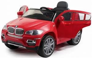 Voiture Bmw Enfant : voiture lectrique enfant bmw x6 rouge ~ Medecine-chirurgie-esthetiques.com Avis de Voitures
