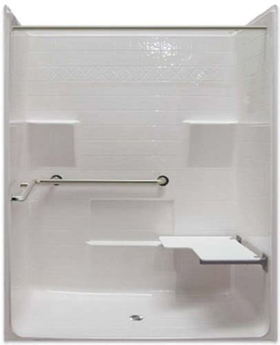 piece     roll  shower