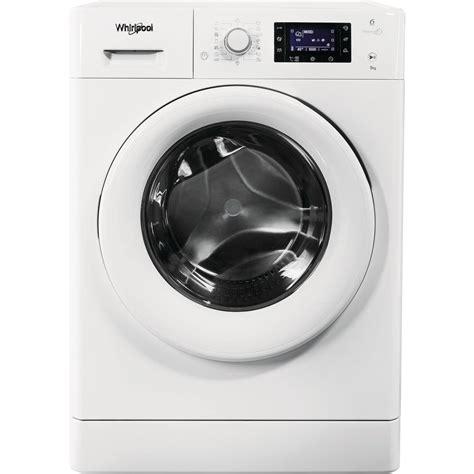 Whirlpool Freshcare Fwd91496w Washing Machine In White