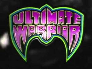 Pics For > Ultimate Warrior Logo