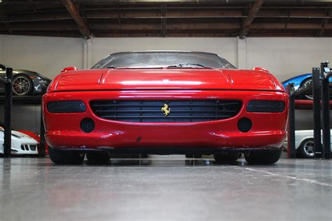 In a proven workshop, you can repair or review a ferrari with a guarantee best service. Used 1995 FERRARI 355 CHALLENGE For Sale ($99,995) | San Francisco Sports Cars Stock #C202043