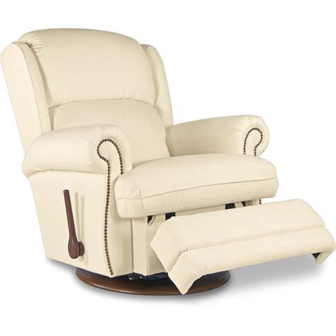 swivel glider recliner kirkwood reclina glider 174 swivel recliner with nailhead
