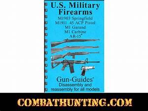 Military Rifles Manuals U S  Military Rifles Gun
