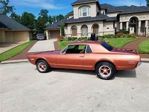 1968 Mercury Cougar Rx7 1966 1967 1968 2 Door Custom