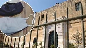 Malta U2019s Prisoners Are Making Facemasks To Help Combat The