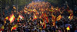 Catalonia Crisis: Huge Rally Shows Not Everybody Supports ...