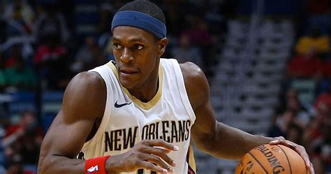 Rajon Rondo Details Why The Lakers Will Be Impossible To ...