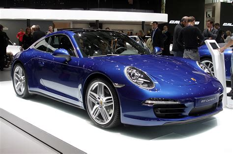 2013 Porsche 911 Carrera 4/4s