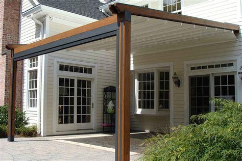 pergola  freestanding window works