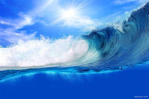 ocean wave wallpaper  ocean hd wallpaper appraw