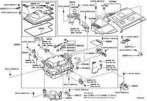 Lexus Rx 400h Fuse Box Gasket